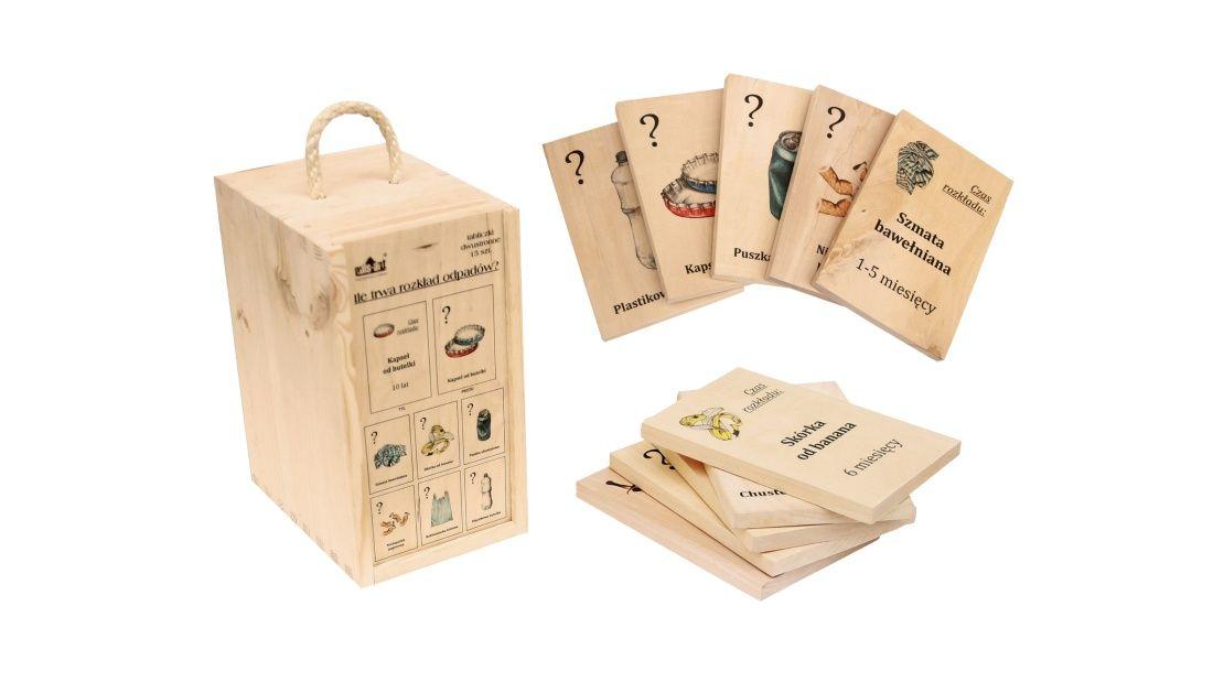 Edukacja ekologiczna i przyrodnicza – ABC przyrody - Rozklad odpadow w czasie