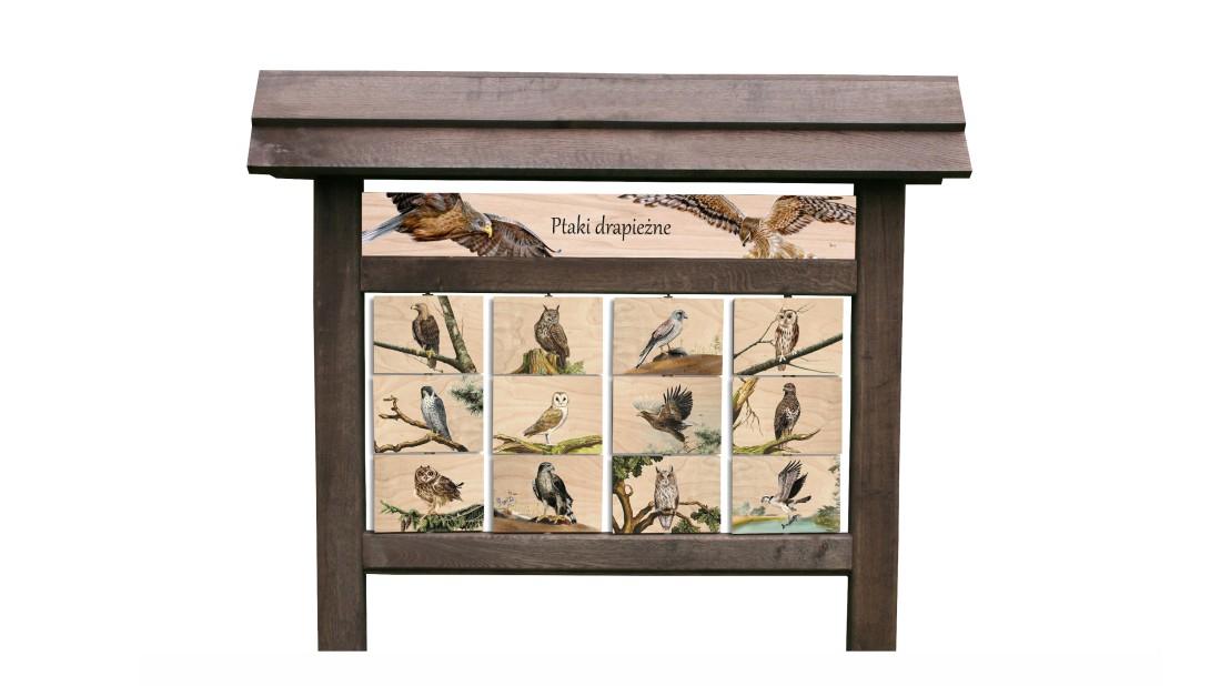 ZIDD-14 - Jaki to ptak (tablica interaktywna)