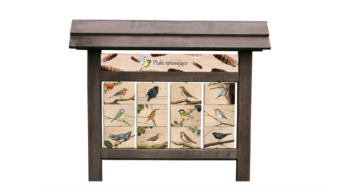 ZIDD-15 - Ptaki spiewajace (tablica interaktywna)