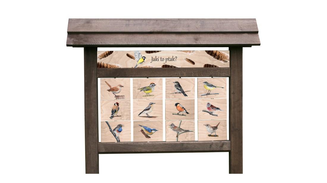 ZIDD-27 - Jaki to ptak (tablica interaktywna)