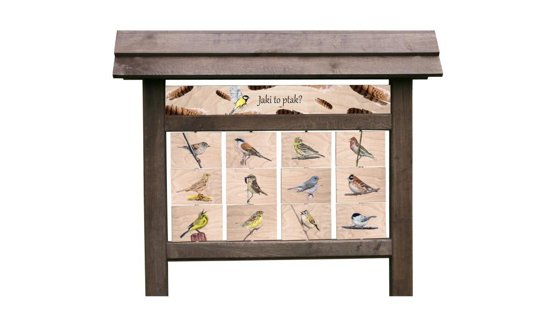 ZIDD-28 - Jaki to ptak (tablica interaktywna)