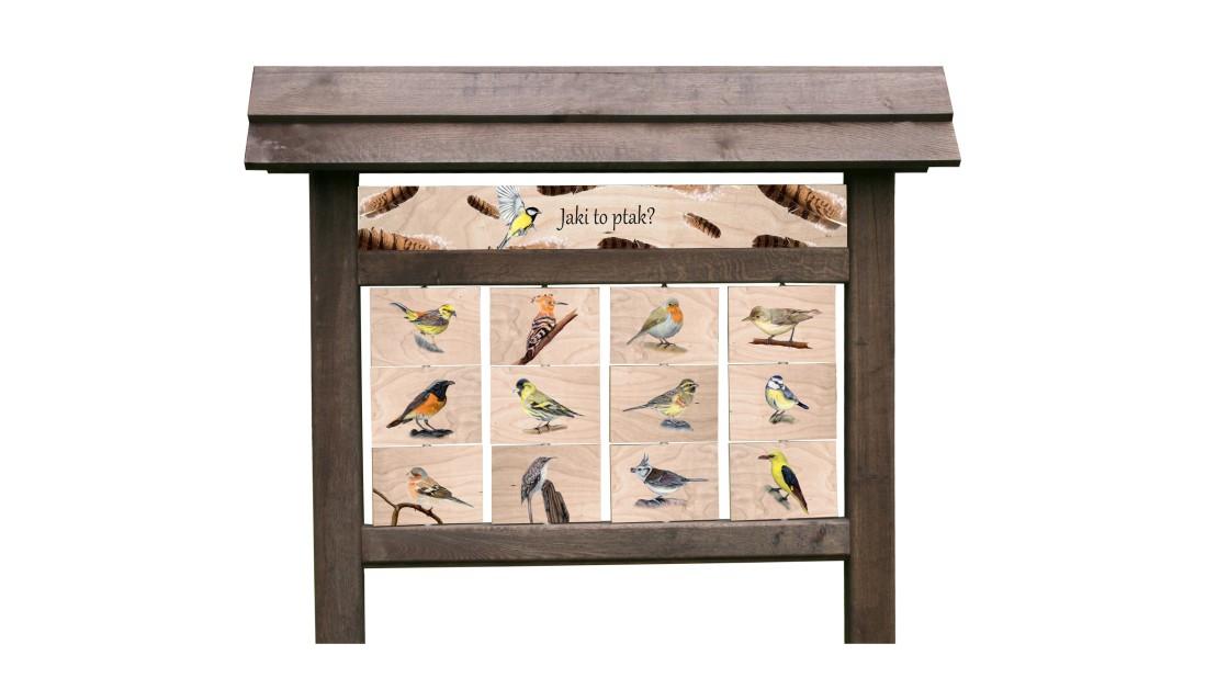 ZIDD-29 - Jaki to ptak (tablica interaktywna)