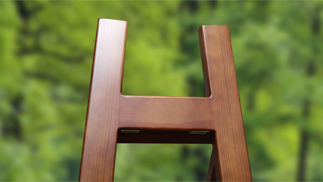 Sztaluga drewniana