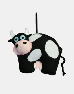 Maskotki z filcu - Krowa