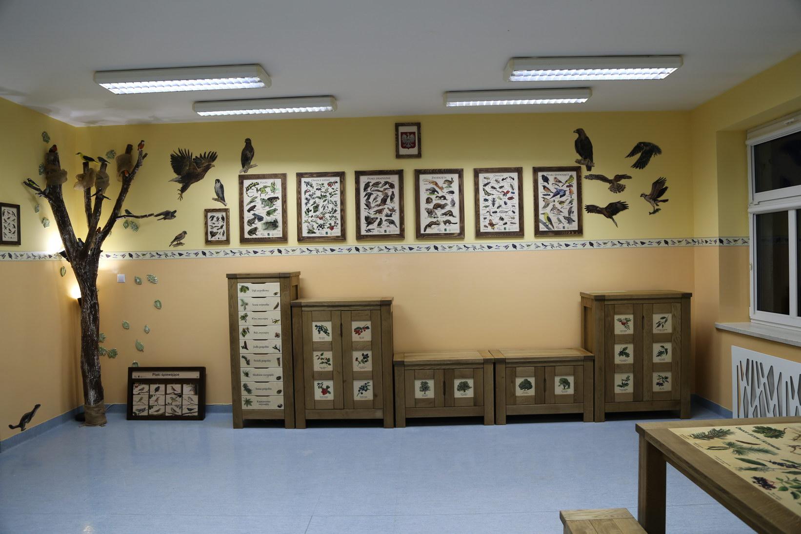 Dekoracje ścienne Ptaki Drapieżne Puls Art