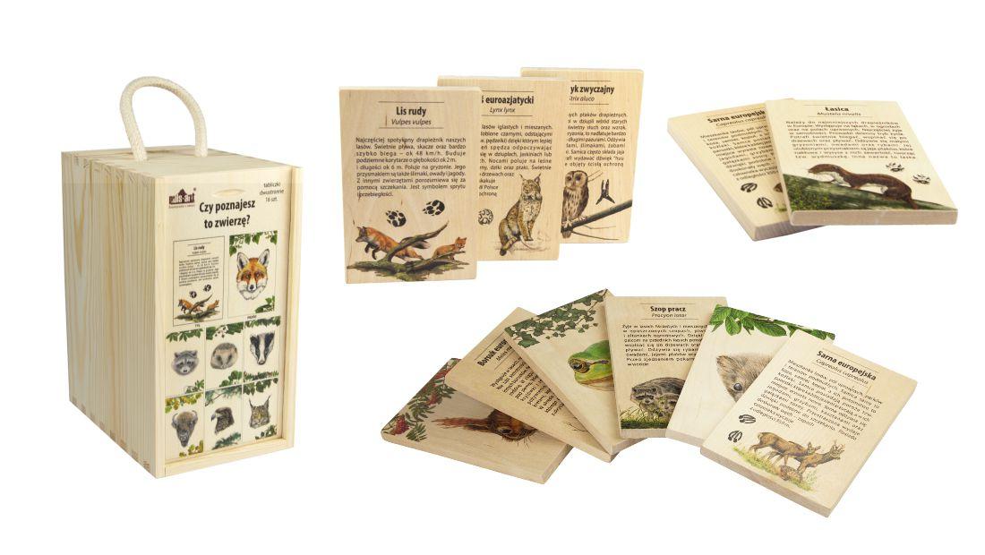 Edukacja ekologiczna i przyrodnicza – ABC przyrody - Czy poznajesz to zwierzę
