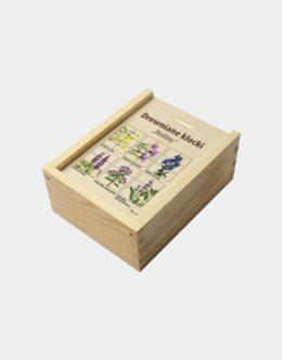 DKLs-6 (Drewniane klocki - ukladanka przyrodnicza)