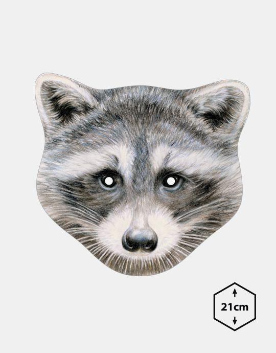 MPPs-10 - Tchorz (maski zwierzat)