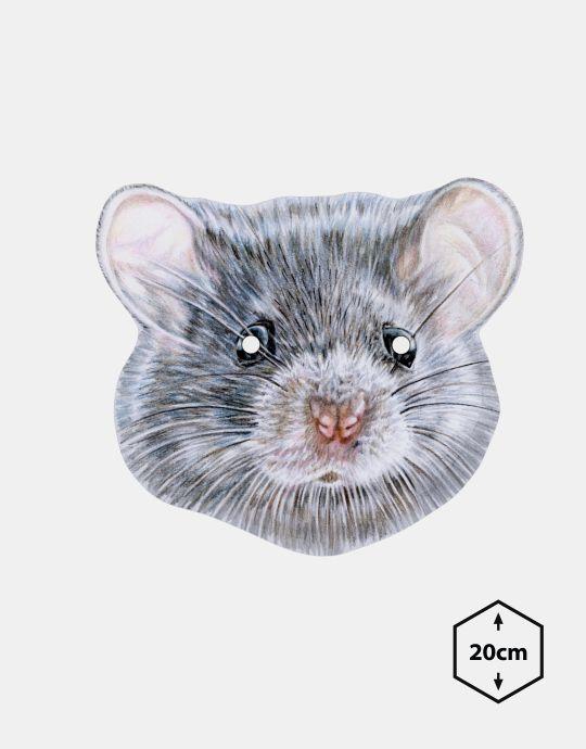 MPPs-4 - Mysz (maski zwierzat)