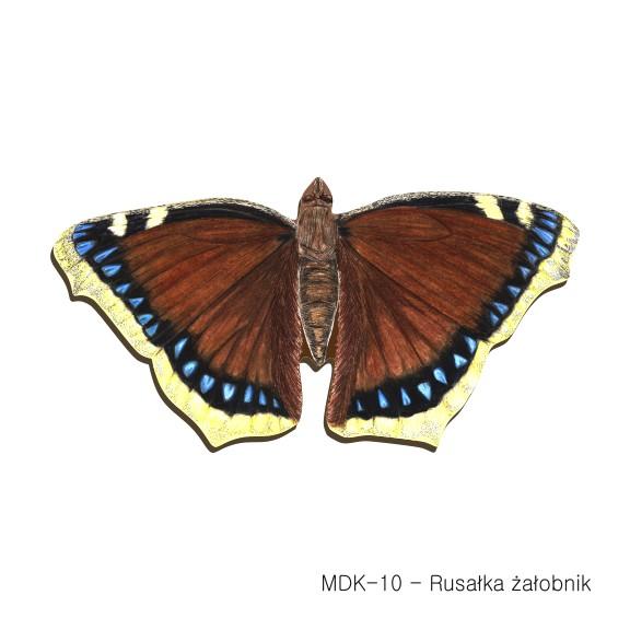MDK-10 - Rusalka zalobnik (magnesy drewniane ksztalty)