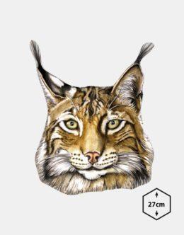 MPPs-13 - Rys (maski zwierzat)