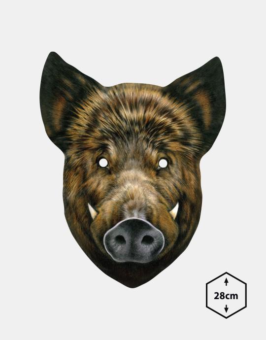 MPPs-20 - Dzik (maski zwierzat)