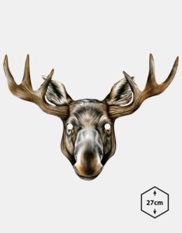 MPPs-22 - Łoś (maski zwierzat)