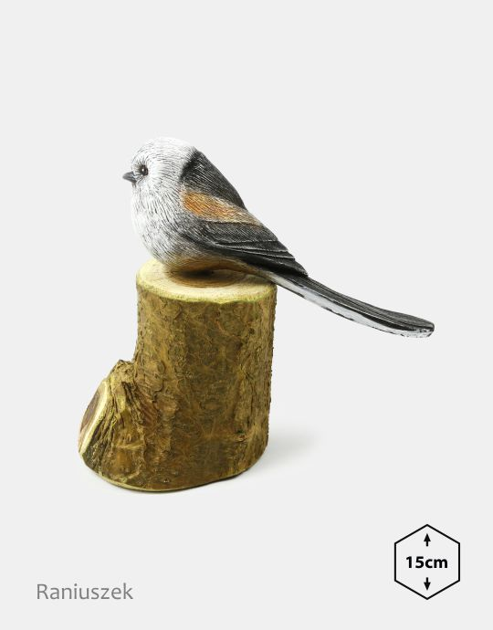 PTD-7 - Raniuszek (figurki modele ptakow, ptaki dekoracyjne, ptaki ozdobne)