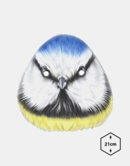 MPPs-26 - Modraszka (maski zwierzat)