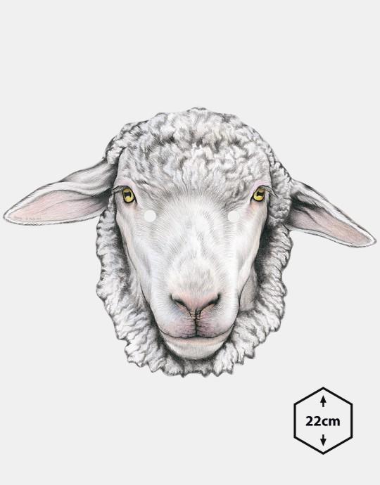 MPPs-37 - Owca (maski zwierzat)