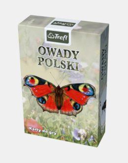 Karty TREFL - Owady polski - 1