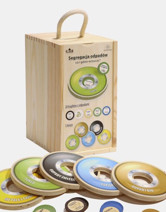 zgadnij - segregacja odpadów